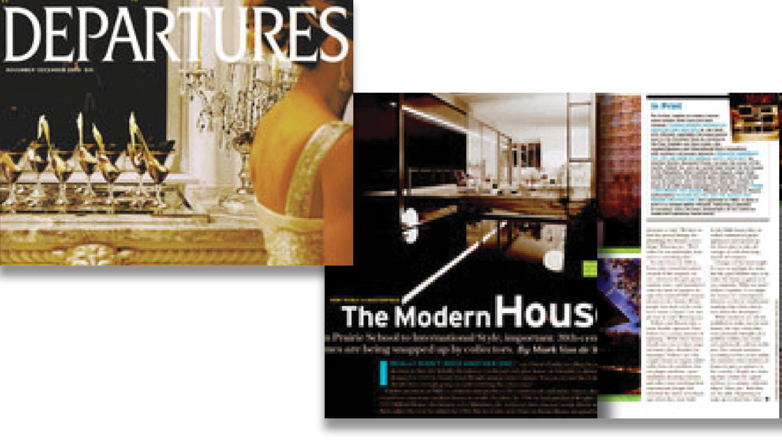 Departures Magazine: How To Buy A Masterpiece