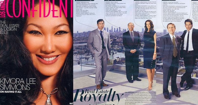 Los Angeles Confidential: Real Estate Royalty