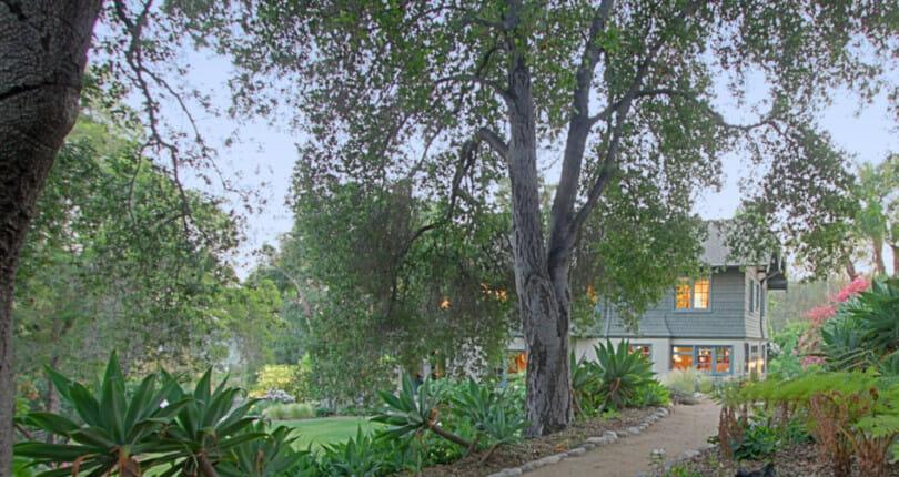 The Barnes Estate