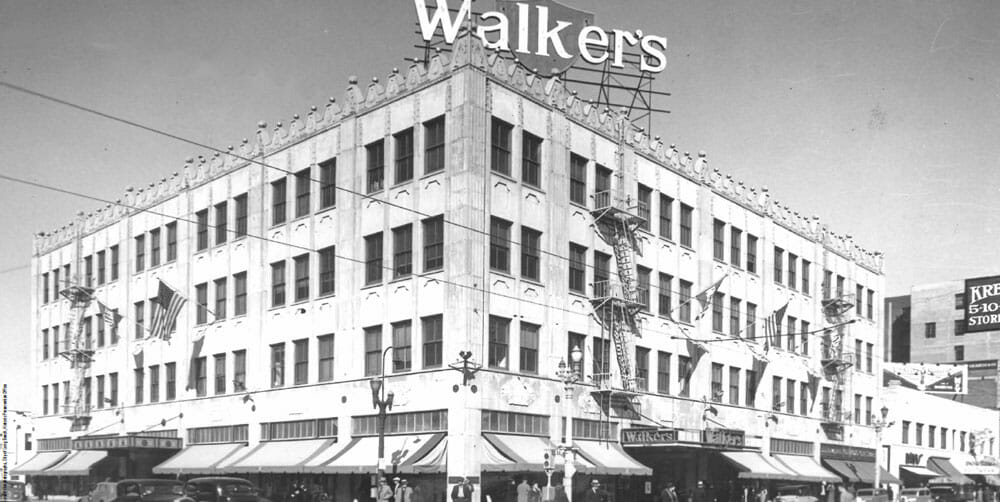 The Revitalized Walker Building in Long Beach