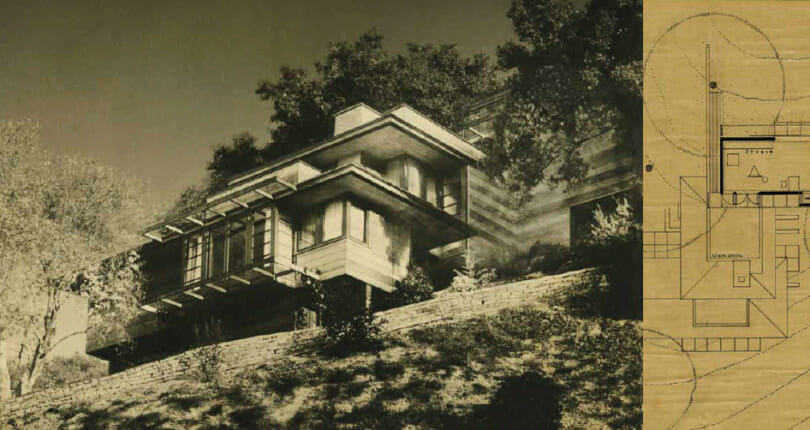 Harwell Hamilton Harris – Mary and Lee Blair House