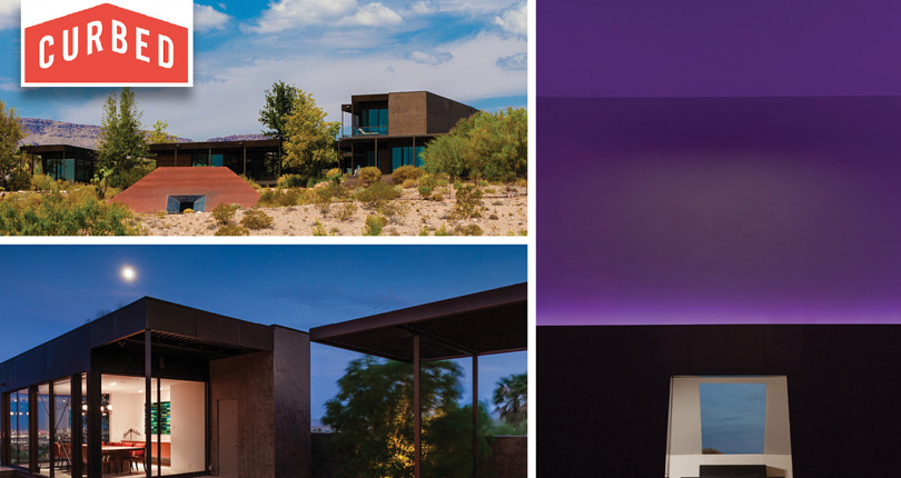 Curbed: Modern prefab house comes with a James Turrell Skyspace for $14.5M