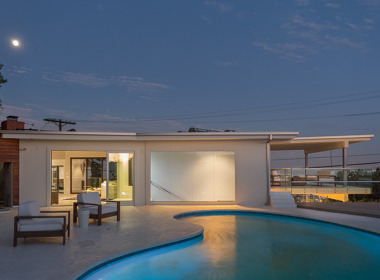 Midcentury View Residence-0010