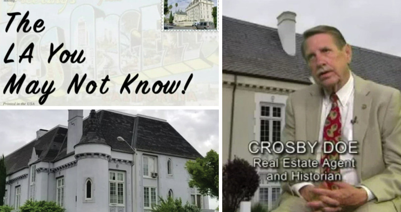The LA You May Not Know – Castles, featuring Crosby Doe
