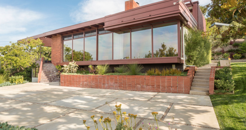 Curbed.com: Sublime 1949 modern by Rodney Walker asking $3M in Sherman Oaks