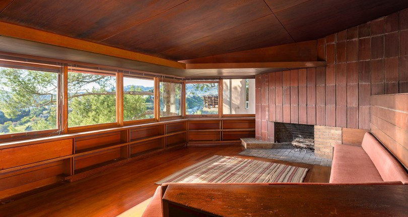 New Haven Register: John Lautner's Personal Residence Lands on the Market in L.A. for $1.59M