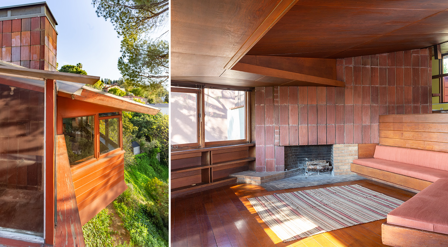 Architectural Digest: John Lautner's Former Home Hits the Market
