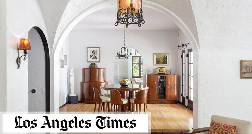 Los Angeles Times: Calori House Finds a Buyer