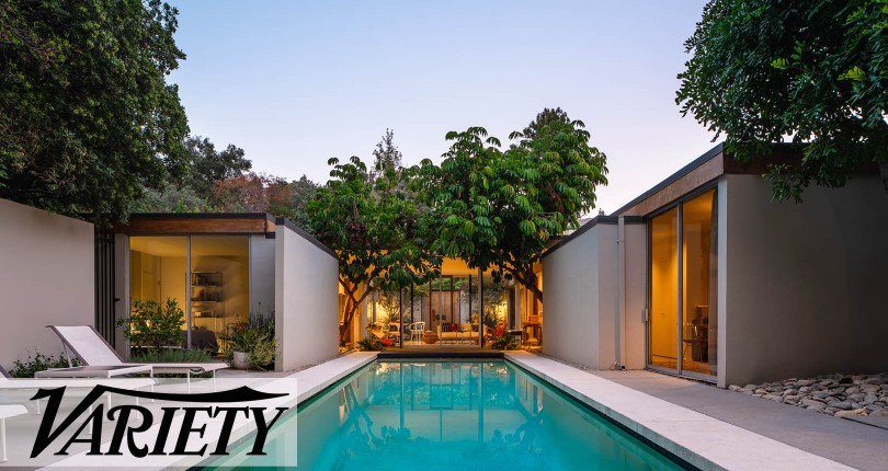 Variety: Pasadena's John Kelsey House Gets New Hollywood Steward