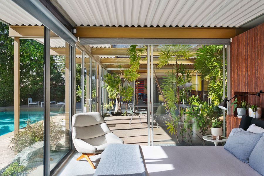 Stunning 1960s Modernist Time Capsule Sold to 'Mad Men' Creator's Ex-Wife